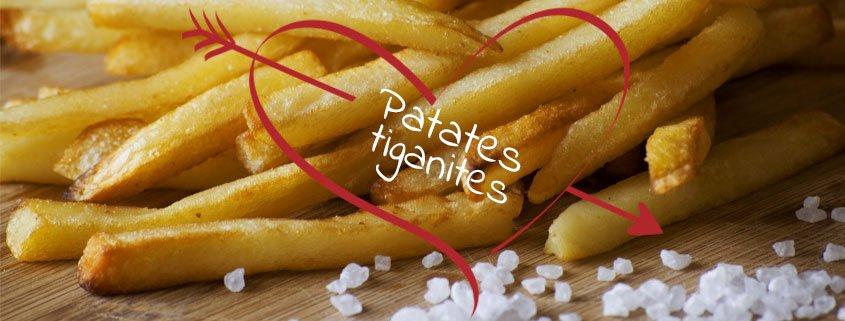 Olivenöl Pommes frites - Patates tiganites Aiolos extra nativ